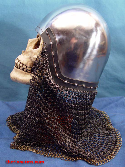 Chain Mail | Chain Armor: Aventail | Item #564