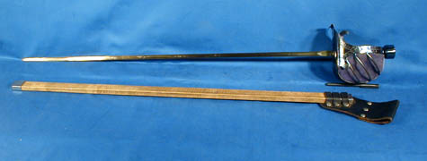 TherionArms - English backsword / SCA schlager